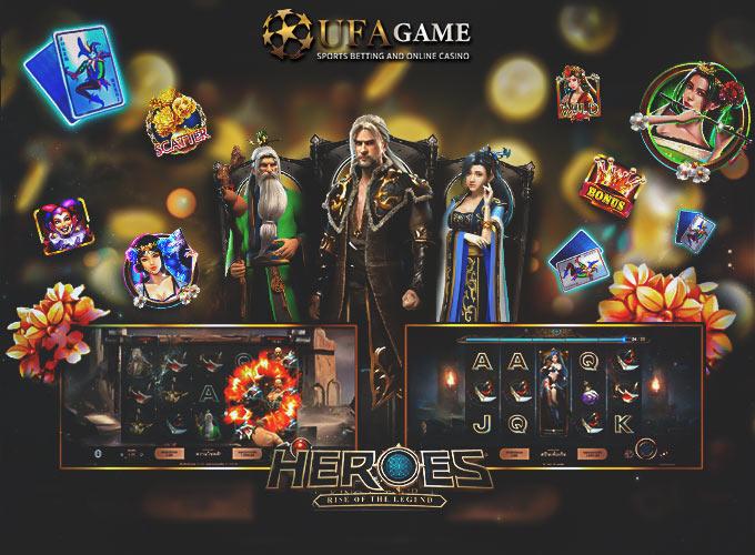 Spadegaming slot game